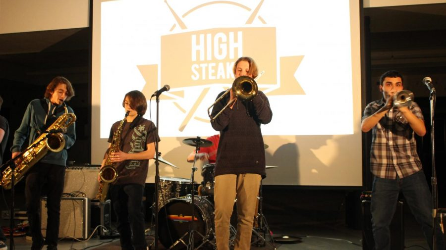 Six bands performed at this year's Battle of the Bands.