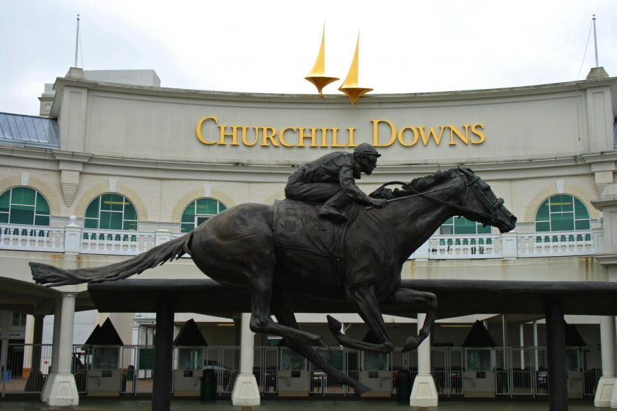 The+Kentucky+Derby+took+place+on+May+5%2C+2018+at+Churchill+Downs.
