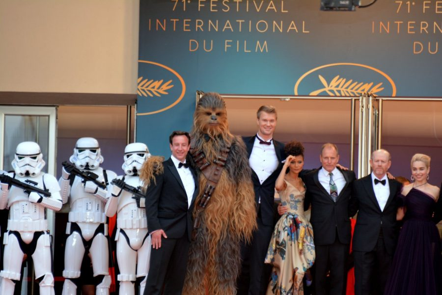 The+cast+of+%22Solo%3A+A+Star+Wars+Movie%22+at+Cannes+Film+Festival.