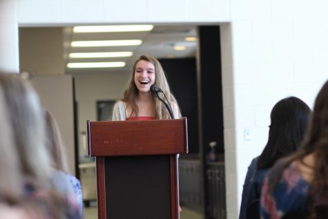 Rising sophomore, junior and senior classes elect new councils
