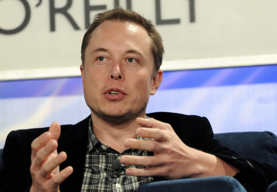 Elon Musk speaks at the 2008 Web 2.0 Summit, featuring discussions about technology and the internet.