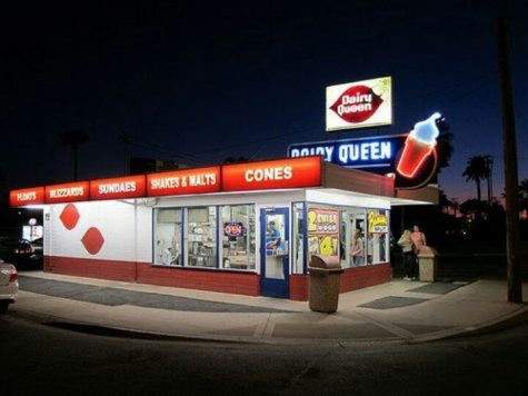 Dairy Queen is a popular ice cream chain with many NJ locations. Ice cream is the number one summer treat, according to Delish.