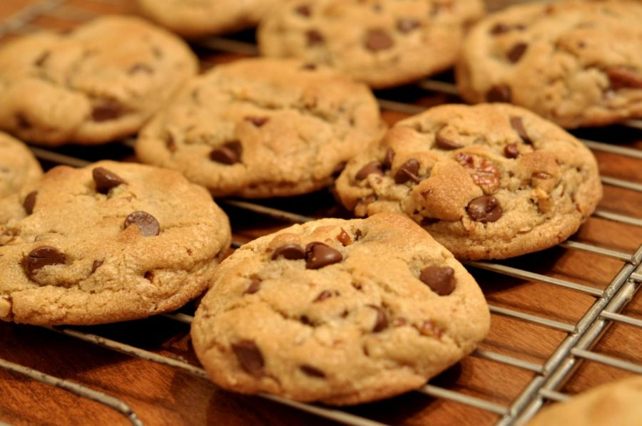 Cookies contain sugar; whether it is