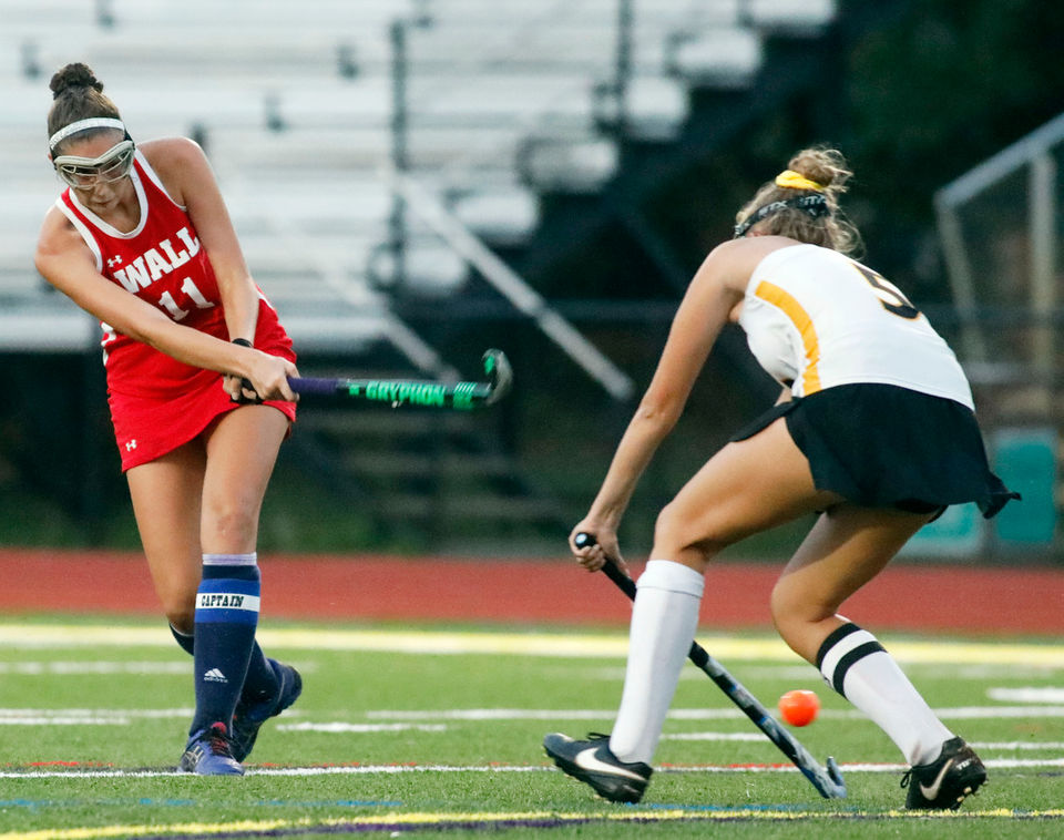 Senior Kiera Gill of Wall has played varsity field hockey for her home school since her freshman year.