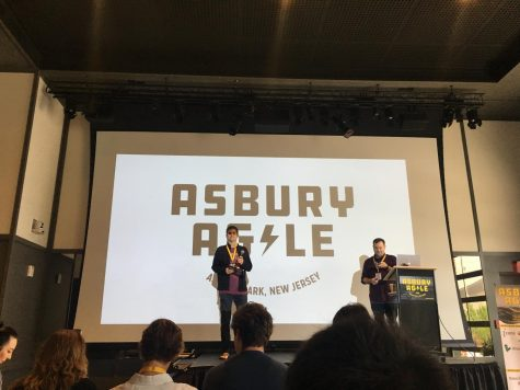 Advanced Java and Web Design seniors attend Asbury Agile