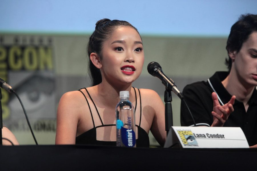 Lana Condor stars as Lara Jean Covey in Netflix's