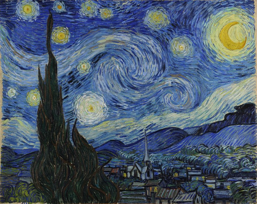 Artist+Vincent+Van+Gogh+is+suspected+to+have+suffered+from+depression+in+his+lifetime.