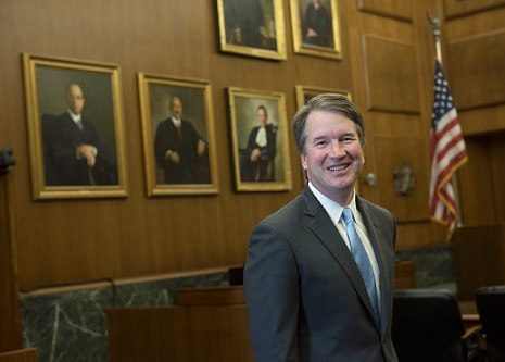Kavanaugh joins Supreme Court despite opposition