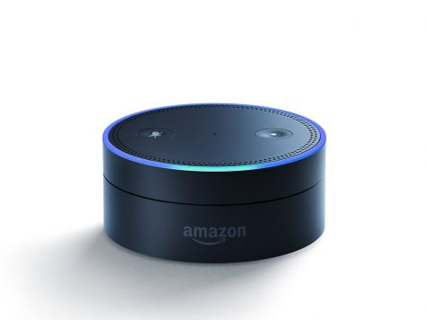 According to a survey of 115 students from Jan. 7 to Jan. 14, 2019, 47 percent of students own an Amazon Alexa. https://creativecommons.org/licenses/by/2.0/