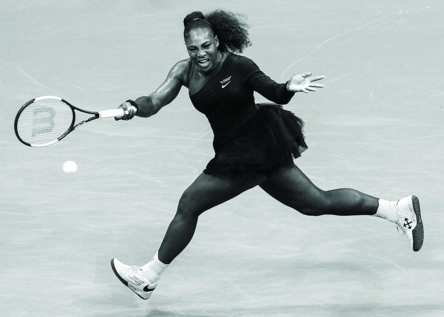 Serena Williams has won 23 Grand Slams in the past 20 years of her career, after her first at age 17. https://creativecommons.org/licenses/by/2.0/