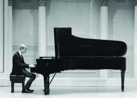 Liam Umbs hits the right notes at Carnegie Hall