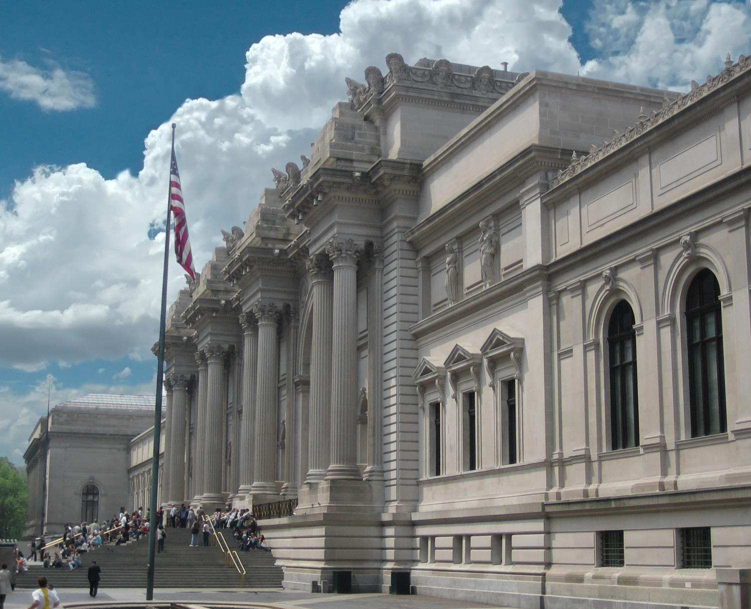 The Metropolitan Museum of Art in New York City is now charging out-of-state visitors for admission.