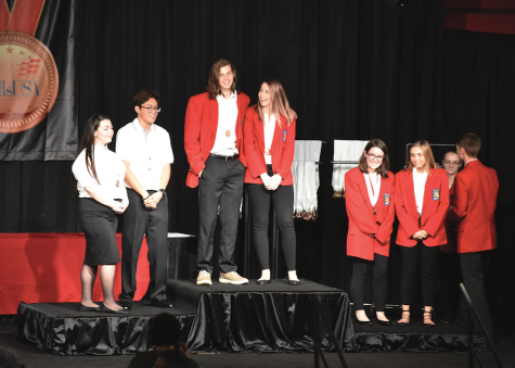 NHS elects council for 2019-2020 school year
