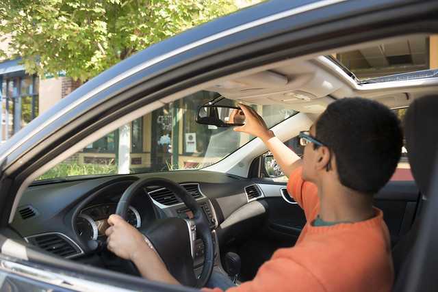 In 2001, New Jersey state legislature introduced the GDL, or Graduated Driver License, for the first time. In conjunction with other restrictions, the GDL is responsible for the one-passenger limit placed upon drivers during their first year behind the wheel.  https://creativecommons.org/licenses/by/2.0/