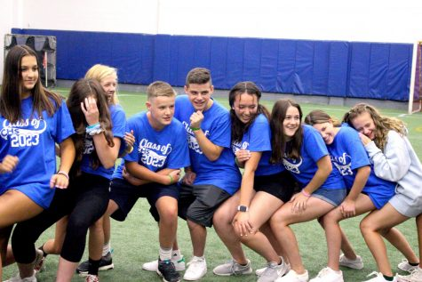 Class of 2023 continues freshmen trip tradition at GoodSports