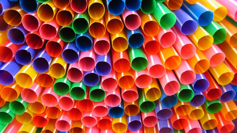 Plastic straw ban can't save the planet alone