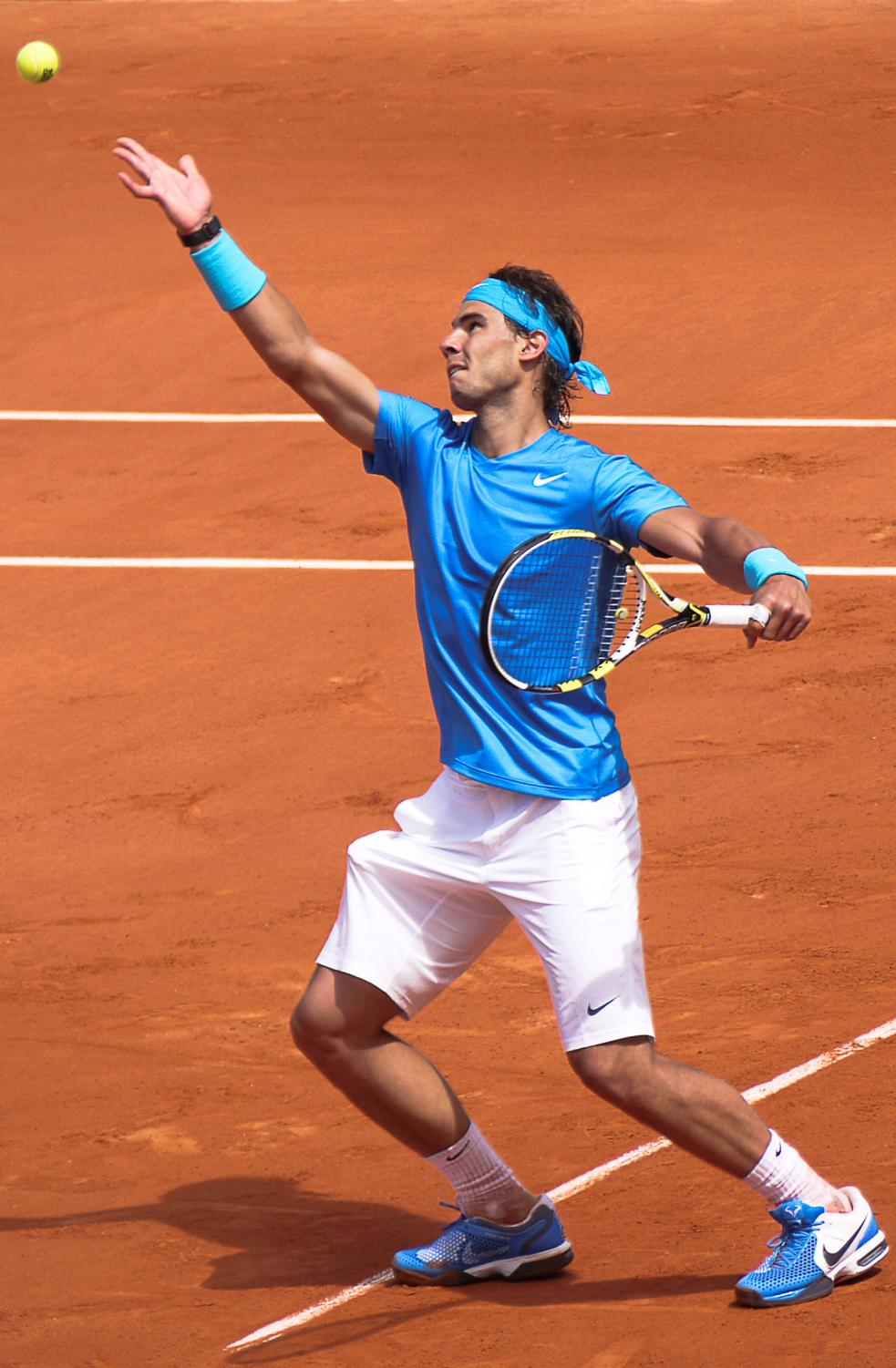 Nadal, who had won his fourth US Open title, had won 7-5, 6-3, 5-7, 4-6, 6-4. https://creativecommons.org/licenses/by/2.0/
