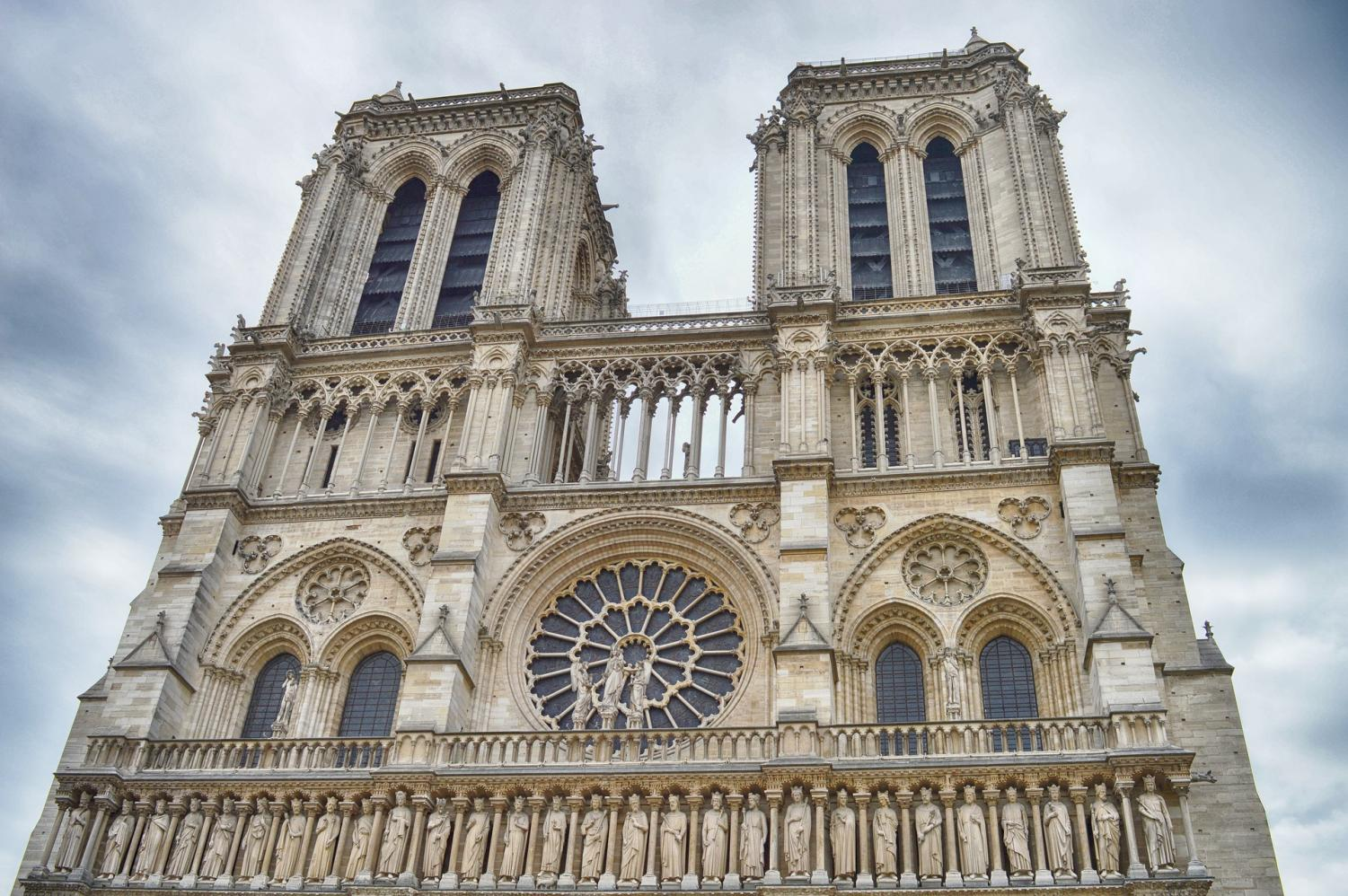 According to the Washington Post, an estimated $835 million had been offered to save the cathedral in one week alone, and the amount continues to climb. https://creativecommons.org/licenses/by/2.0/