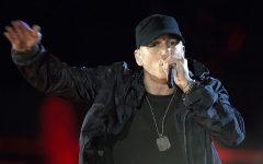 Eminem impresses, but perplexes, in new album