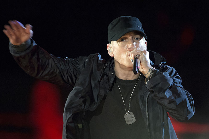 "On Jan. 17, one of the best selling artists of the century surprised listeners with a new, 20-song album. The release of ""Music to be Murdered By,"" the 11th studio album by Eminem, left many conflicted, asking: who wants a new Eminem album in 2020? https://creativecommons.org/licenses/by/2.0/"