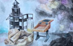 """THE ARTIST'S BLOCK: """"A Wizards' Cove"""" by Adah Shimanovich"""