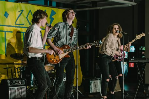 Last year's Battle of the Bands was held on March 15, 2019. This year the event is in jeopardy due to COVID-19-caused school closures.