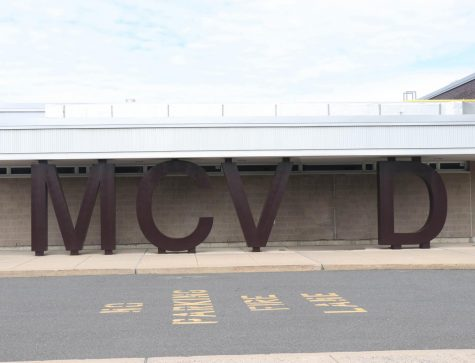 "On May 5, the iconic ""MCVSD"" sign was vandalized when an unknown criminal stole the ""S"" from the sign."