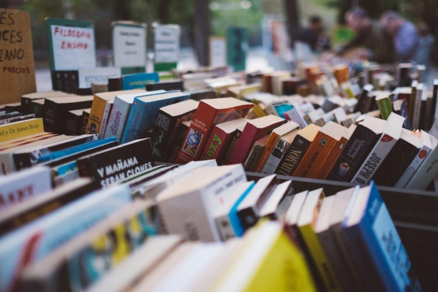 Bookstores try to adapt to the new digital age to combat competitors such as Amazon. https://unsplash.com/license