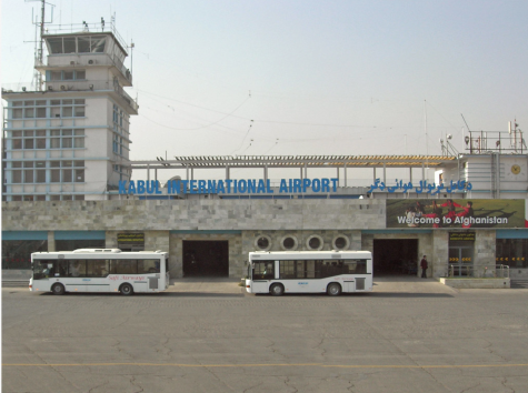 Violence outside the Kabul airport leads to evacuation efforts being slowed down. https://creativecommons.org/licenses/by/2.0/